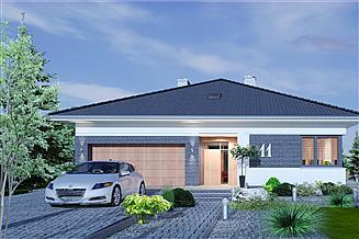 Projekt domu Domidea 3 w2