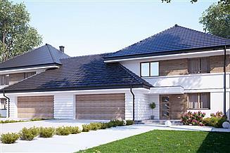 Projekt domu uA41v4