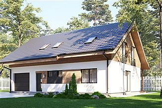 Projekt domu uA149
