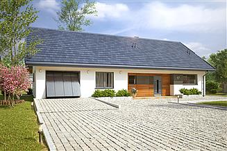 Projekt domu Awokado 3