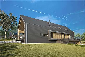 Projekt domu Marin