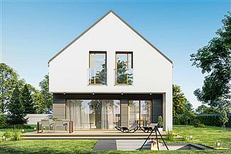 Projekt domu Slim A2G