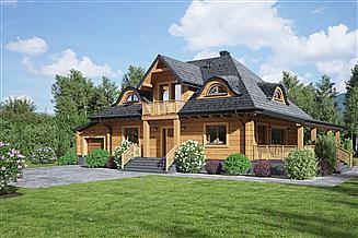 Projekt domu Chmielniki małe 33 dw