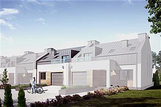 Projekt domu MJS-103 Szeregowy