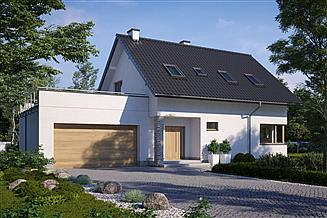 Projekt domu N16-G2