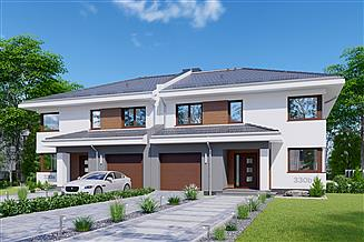 Projekt domu APS 330
