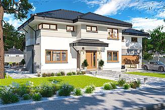 Projekt domu Emilian 2