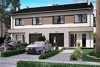 Projekt domu KA124
