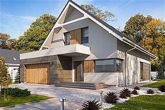 Projekt domu Dana 3