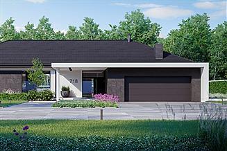 Projekt domu HomeKoncept-New House 718
