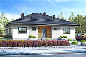 Projekt domu Klara bez garażu [B]