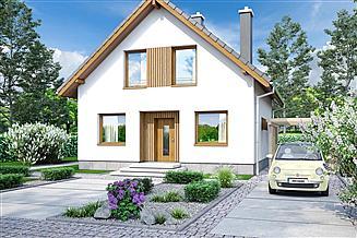 Projekt domu Monte 2
