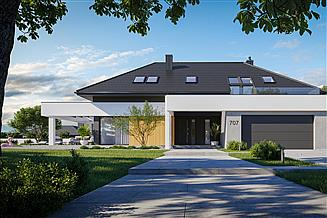 Projekt domu HomeKONCEPT-New House 707