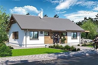 Projekt domu Tebe 3
