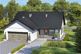 Projekt domu Dom przy Bukowej 42