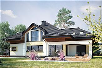 Projekt domu Datanello 6p