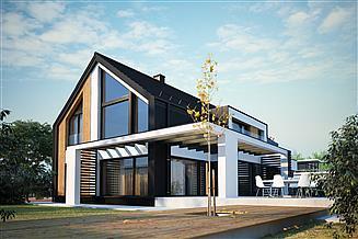 Projekt domu Senimona 4z