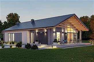 Projekt domu D294