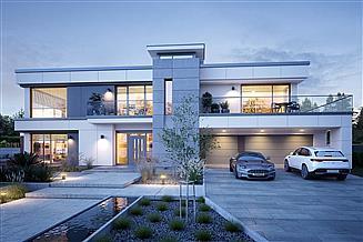 Projekt domu Willa Floryda 5