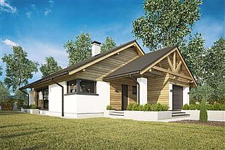Projekt domu Pelikan XX