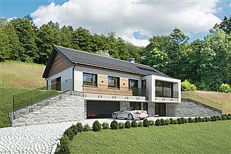 Projekt domu Muna III