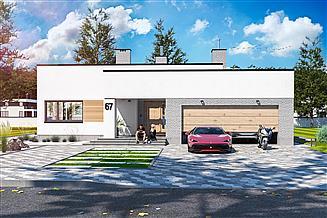 Projekt domu Ronin