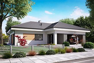 Projekt domu KA129