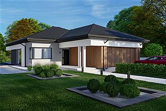 Projekt domu Sej-pro 055 energo