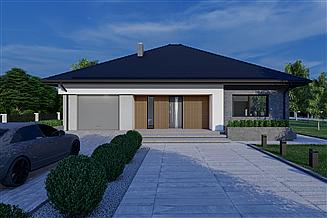 Projekt domu Sej-pro 054 energo