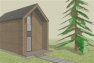 Projekt domu Mini-mini 11 S