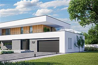 Projekt domu HomeKoncept-New House 727