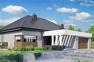Projekt domu HomeKoncept-31 wariant 4