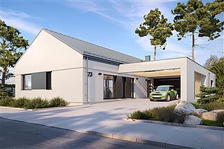 Projekt domu Multi