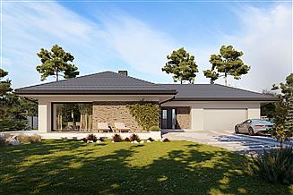 Projekt domu Alan 2