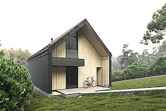 Projekt domu Mini Mini XL
