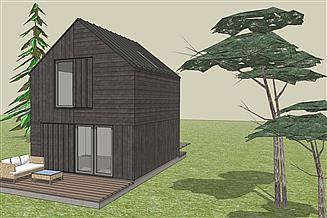 Projekt domu Mini Mini 10 S