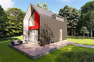 Projekt domu Mini Mini 7 S