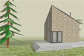 Projekt domu Mini Mini 9 S