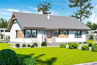Projekt domu Tiara