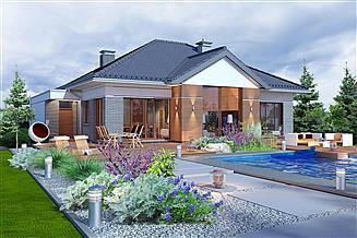 Projekt domu Domidea 6