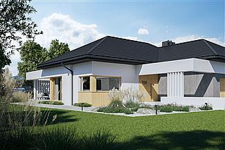Projekt domu HomeKoncept-New House 708